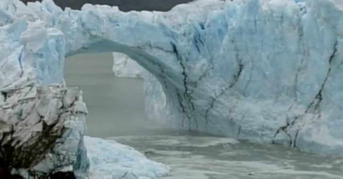 La ruptura del glaciar perito moreno en argentina un for Espectaculos en argentina 2016